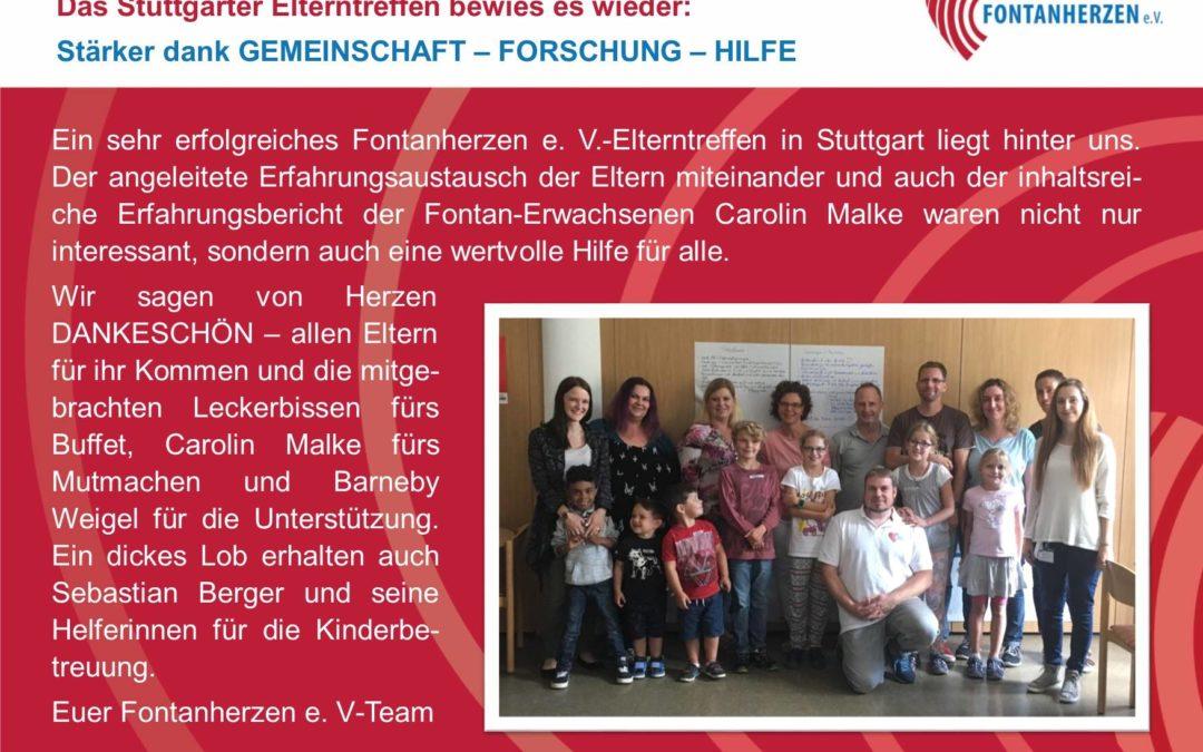 Stuttgarter Elterntreffen 2017