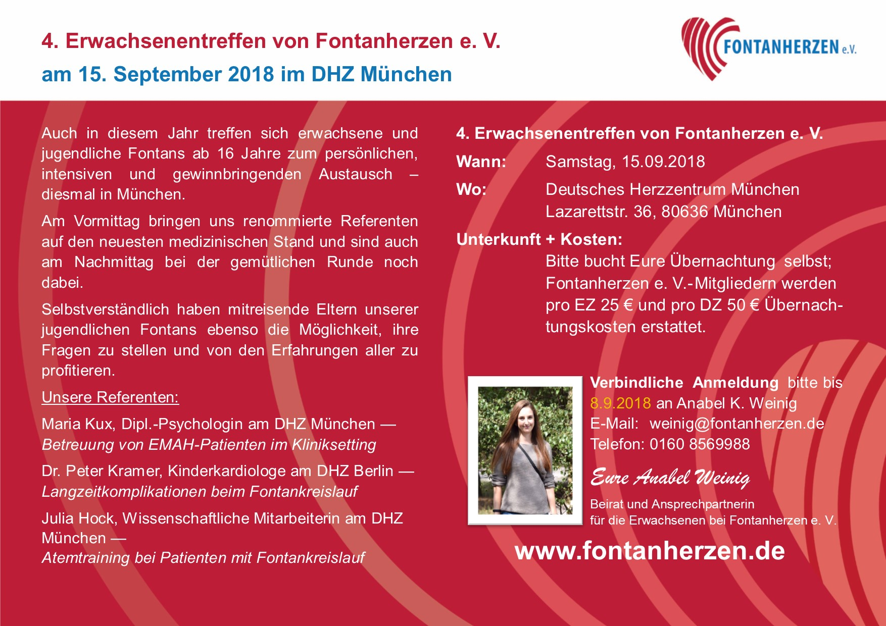 4. Erwachsenentreffen in München