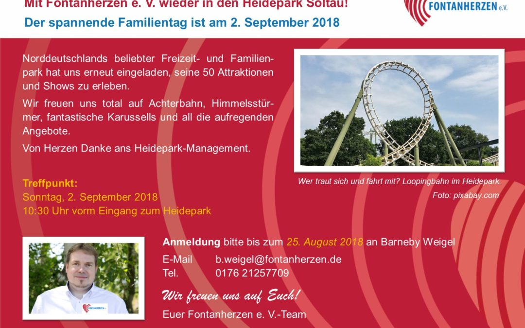 Heide Park 2018