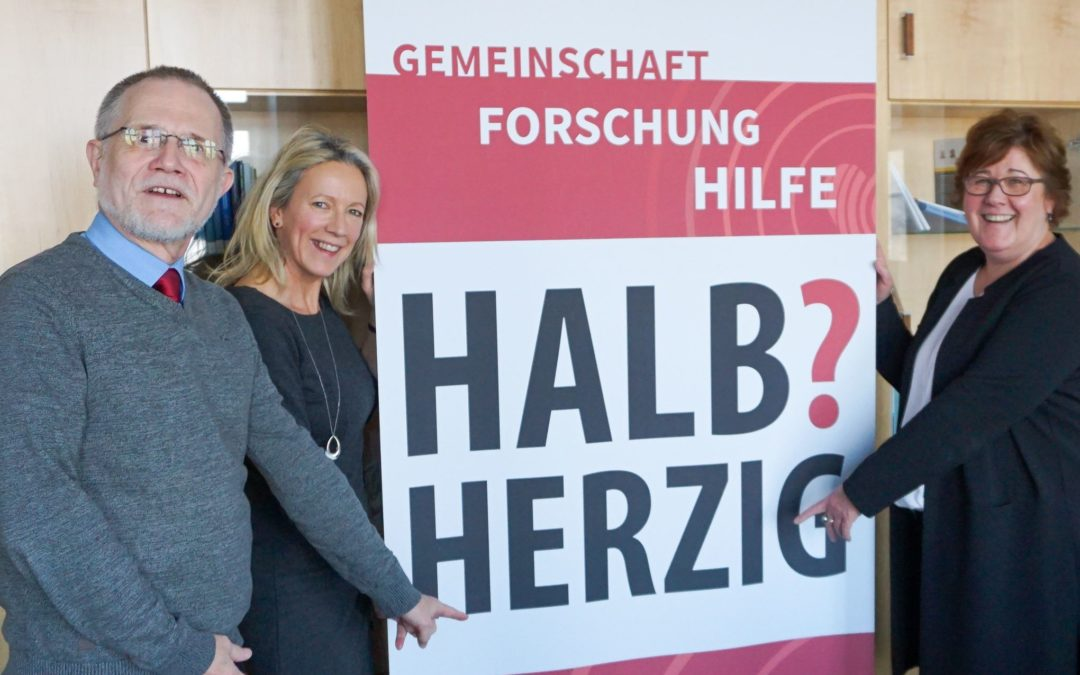 Treffen im Arbeits- und Sozialministerium von Sachsen-Anhalt